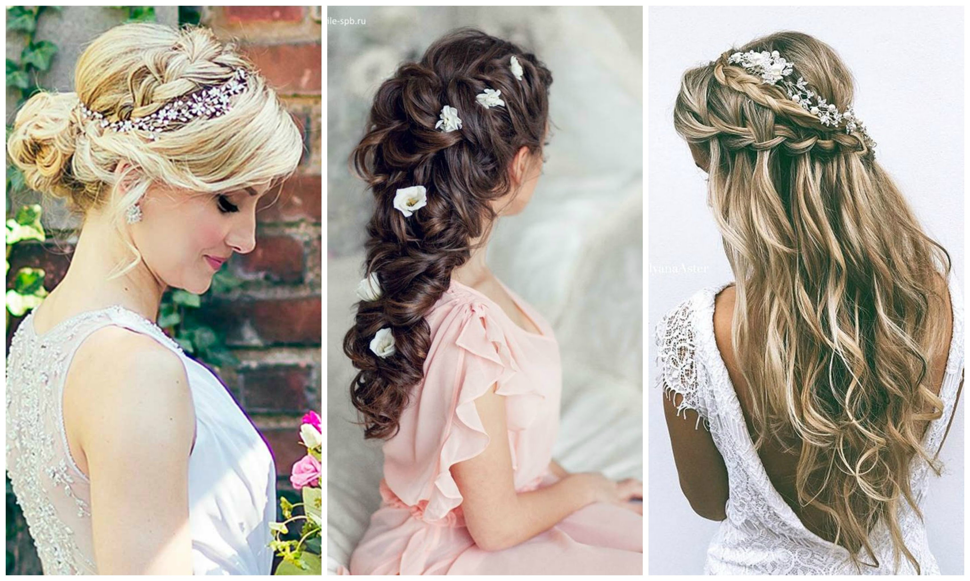 Bridal Hairstyles 2018 Before I Marry